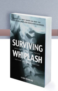 Surviving Whiplash Book